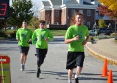 Young Wounded Veteran Inspires All at the Trinity Triumph 5K