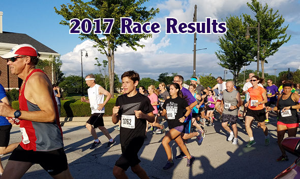 2017 Race Results